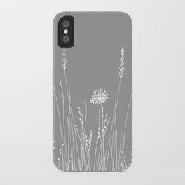 Misty Meadow iPhone Case