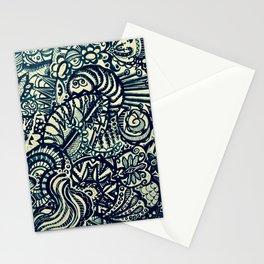 Befuddled Caterpillar Stationery Cards
