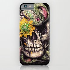 Snake and Skull Slim Case iPhone 6