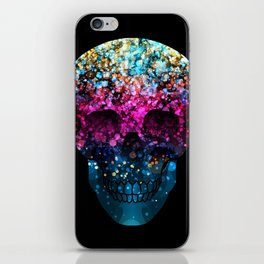 Blendeds IV Skull iPhone Skin