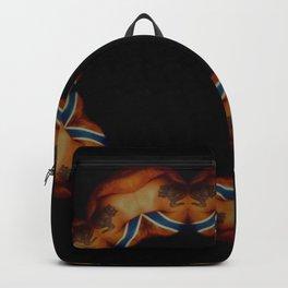 Hyper tribalism III Backpack