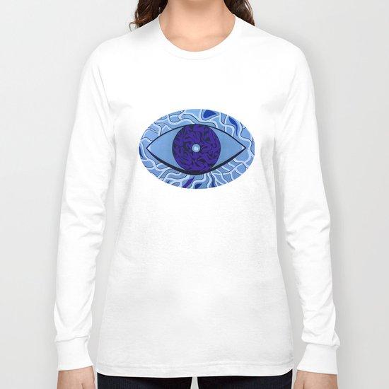 Human eye Long Sleeve T-shirt