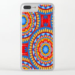 Oneness Tribe Clear iPhone Case