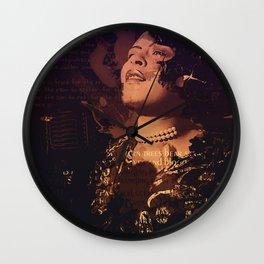 Strange Fruit - 1939 Wall Clock