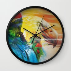 tcs6rec16 Wall Clock