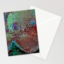 Collaged New Mite Stationery Cards