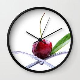 Cherrie Wall Clock
