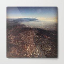 fly california 001 Metal Print