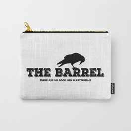 The Barrel Carry-All Pouch
