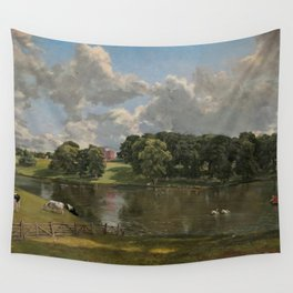 John Constable - Wivenhoe Park Wall Tapestry