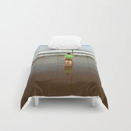 Child pondering Comforters