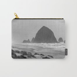 Haystack Rock at Cannon Beach Carry-All Pouch