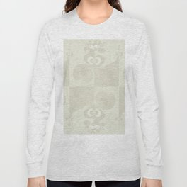 A Soft Abstract Long Sleeve T-shirt
