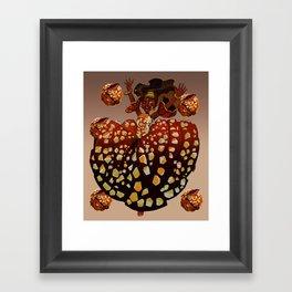 Alegria Framed Art Print