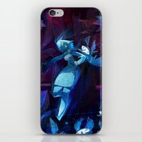 disco iPhone & iPod Skins featuring Disco by tipa graphic