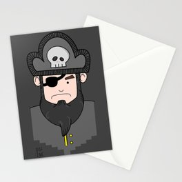 Irrrate Pirrrate Stationery Cards