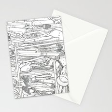 Everything But the Kitchen Sink Stationery Cards