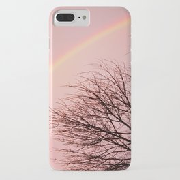 Winter Rainbow iPhone Case