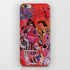 'Cause Love forgives Everything iPhone & iPod Skin