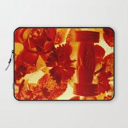 Eternal Flame Laptop Sleeve