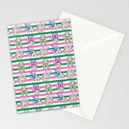 easter sphynx stripes Stationery Cards