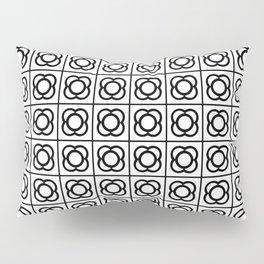 BARCELONA BLACK AND WHITE Pillow Sham