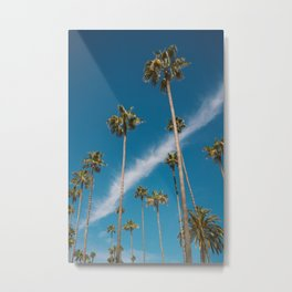 Beverly Hills Sky II Metal Print
