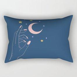 Reaching for the sky Rectangular Pillow