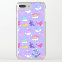 Aroarasaur Clear iPhone Case