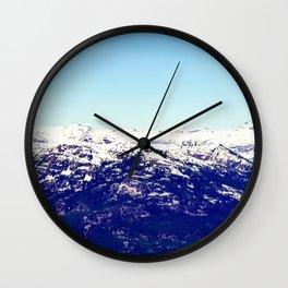 Rockies Wall Clock