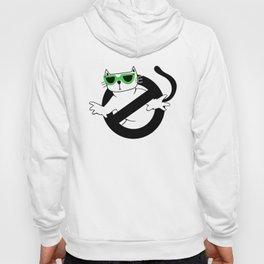 Cat Thug Buster | Digital Art Hoody