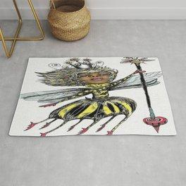 Queen Bee of Color Rug