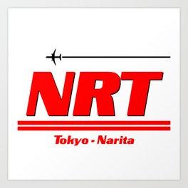 NRT Art Print