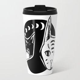 Cat Friends Travel Mug