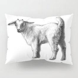 Goat baby G147 Pillow Sham