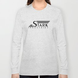 Stark Industries (Tee and Vinyl Cover) Long Sleeve T-shirt