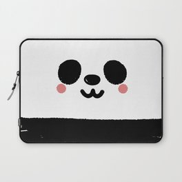 Pandamic Mask Laptop Sleeve