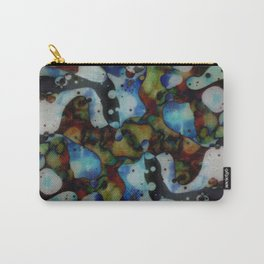 Marbled Vistas Carry-All Pouch