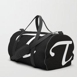 ALPHABET ...T Duffle Bag