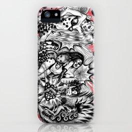 Merry-Go-Round iPhone Case