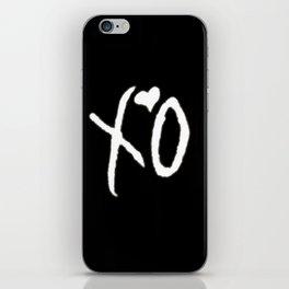 The Weeknd - x o #2 iPhone Skin