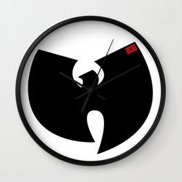 WU TANG CHING Wall Clock