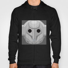 Cyberman - Doctor Who Hoody