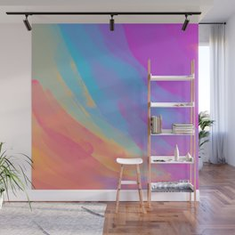 full color summer Wall Mural