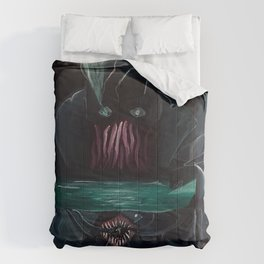 Blood Harbor Ripper Comforters