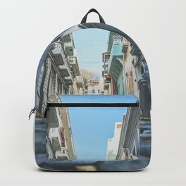 Puerto Rico Streets Backpack