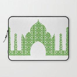 Taj Mahal Art Laptop Sleeve