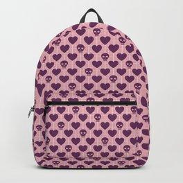 Skull Love Backpack