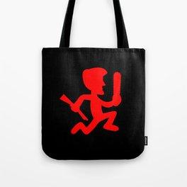 Insane Deadite Posse Tote Bag