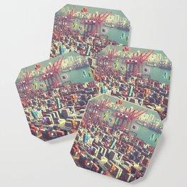 Pier Tetris Coaster